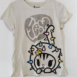 Tokidoki Carina T-Shirt